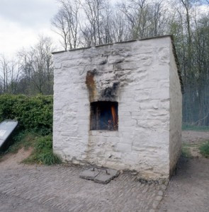 Picture of historic community bread oven