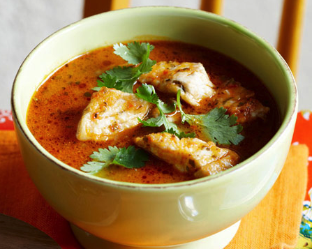 fish soup, protein, nutrition, FODMAPs, gut health