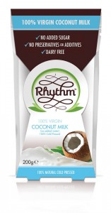 raw virgin coconut milk, rhythm health, Coconut Kefir Ice Cream, fermented foods, beneficial bacteria, kefir cultures, probiotics,