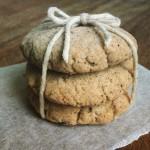 Tigernut, biscuits, cookies, autoimmune paleo, paleo, aip, fodmap, gluten free, grass-fed gelatine, dairy free